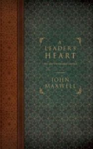 Leader's Heart by John C. Maxwell