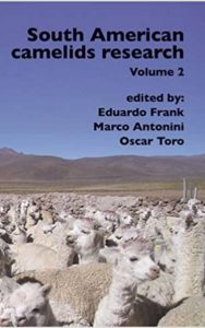 South American Camelids Research by Oscar Toro