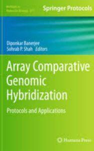 Array Comparative Genomic Hybridization by Sohrab P. Shah