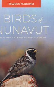 Birds of Nunavut by James M Richards